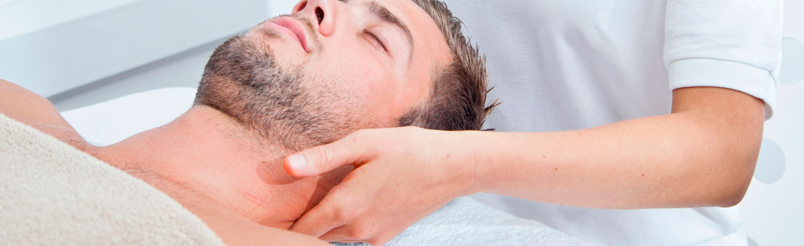 Bowen Therapy to relieve neck pain